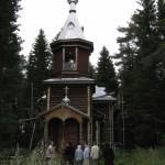 Церковь Воскресения Христова д.Трошигино